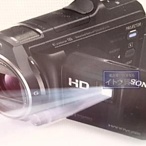 SONY ビデオカメラ